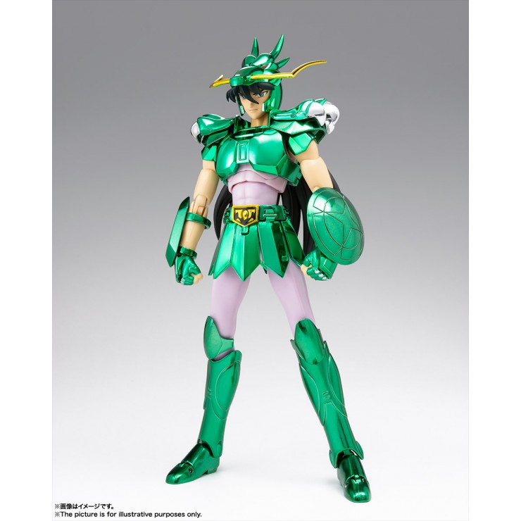 [Pre-Order] Dragon Shiryu V1 (First Bronze Cloth) - Revival Version (Bandai)
