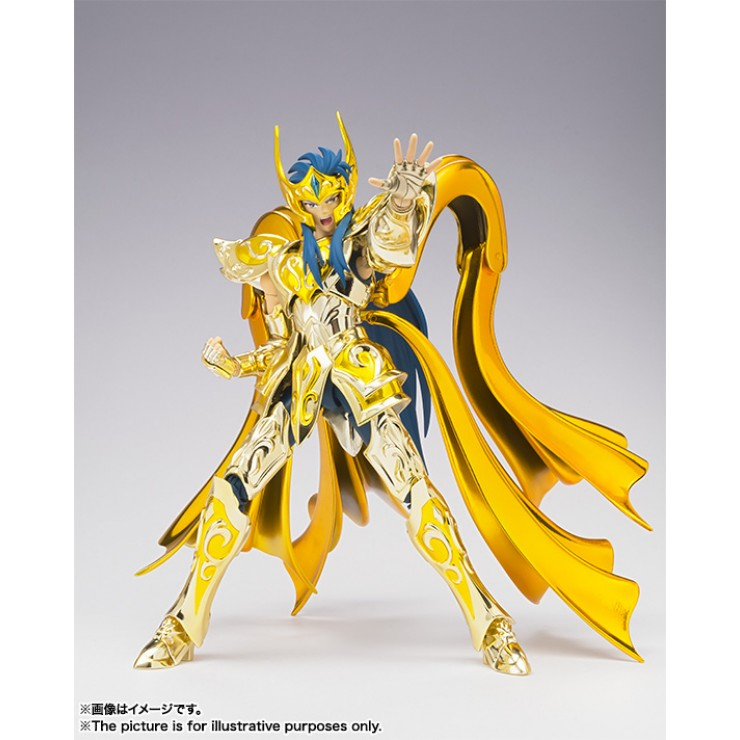EX Aquarius Camus God Cloth (Bandai)