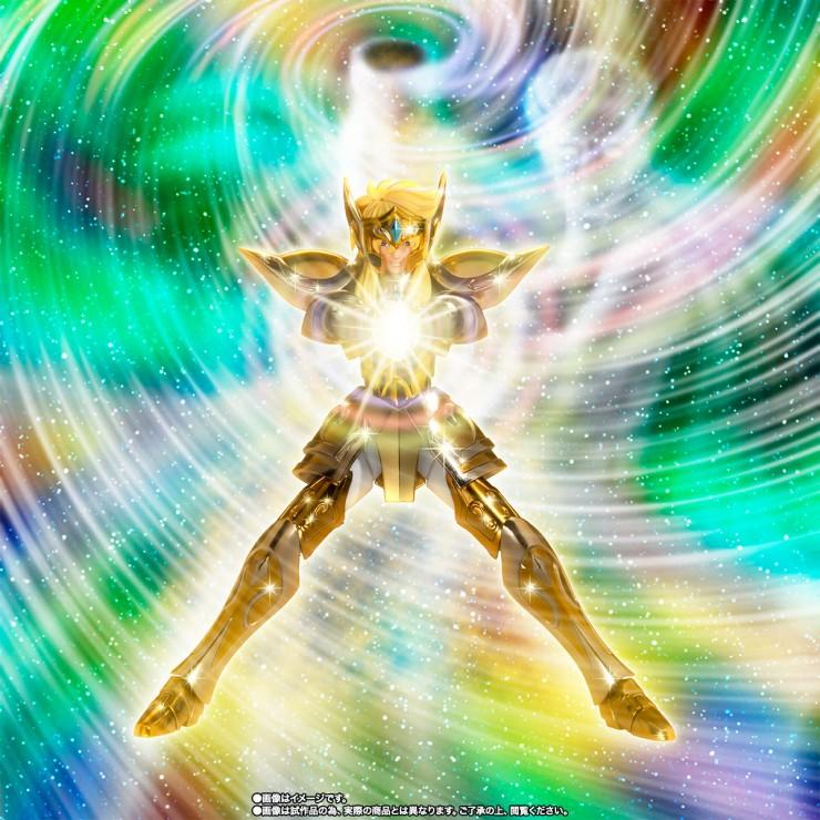 [Pre-Order] EX Aquarius Hyoga (Bandai)