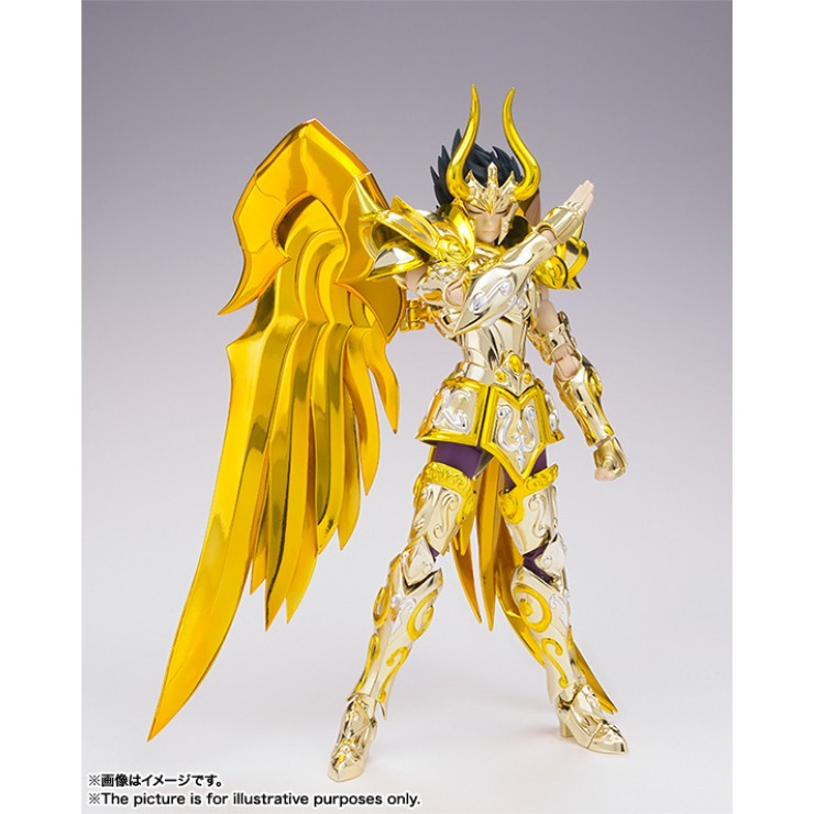 EX Capricorn Shura God Cloth (Bandai)