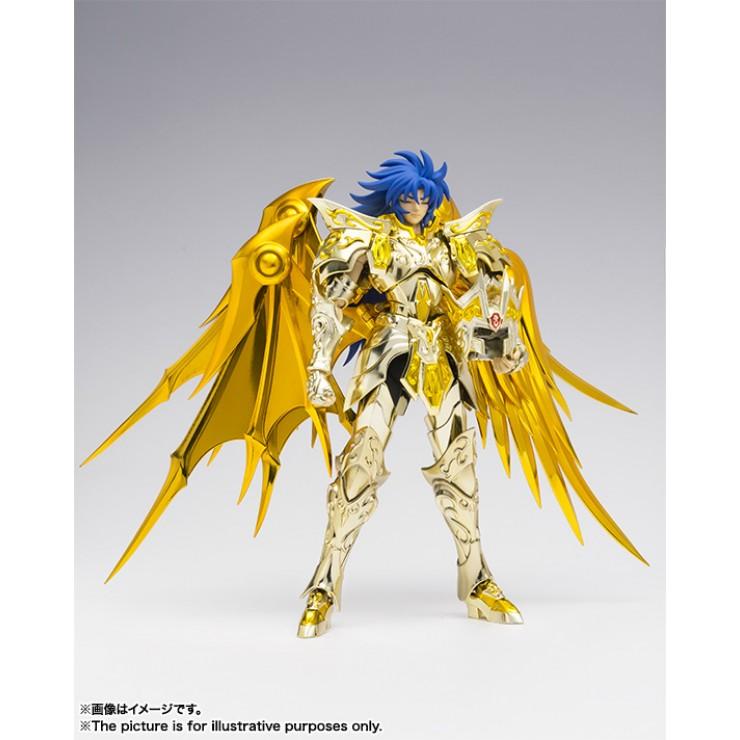 EX Gemini Saga God Cloth (Bandai)