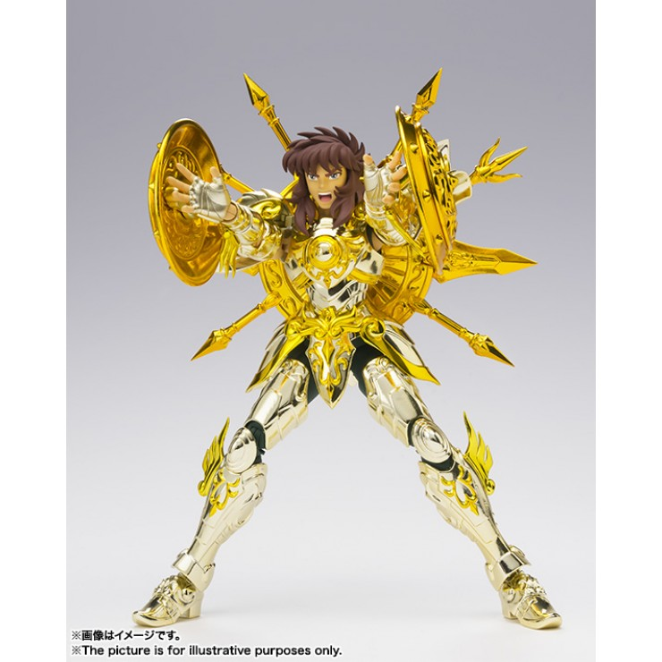 EX Libra Dohko God Cloth (Bandai)