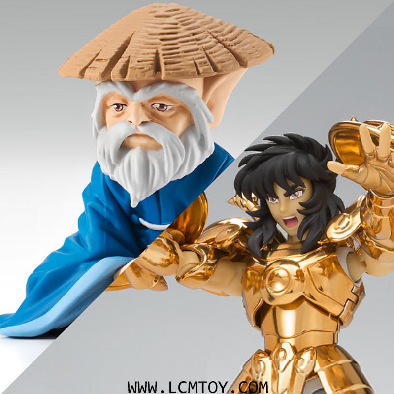 [Pre-Order] EX Libra Dohko & Master Lao Tzu - Original Color Edition (Bandai)
