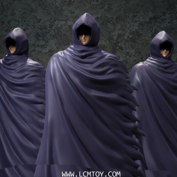[Pre-Order] EX Mysterious 3 Set - Surplice (Bandai)