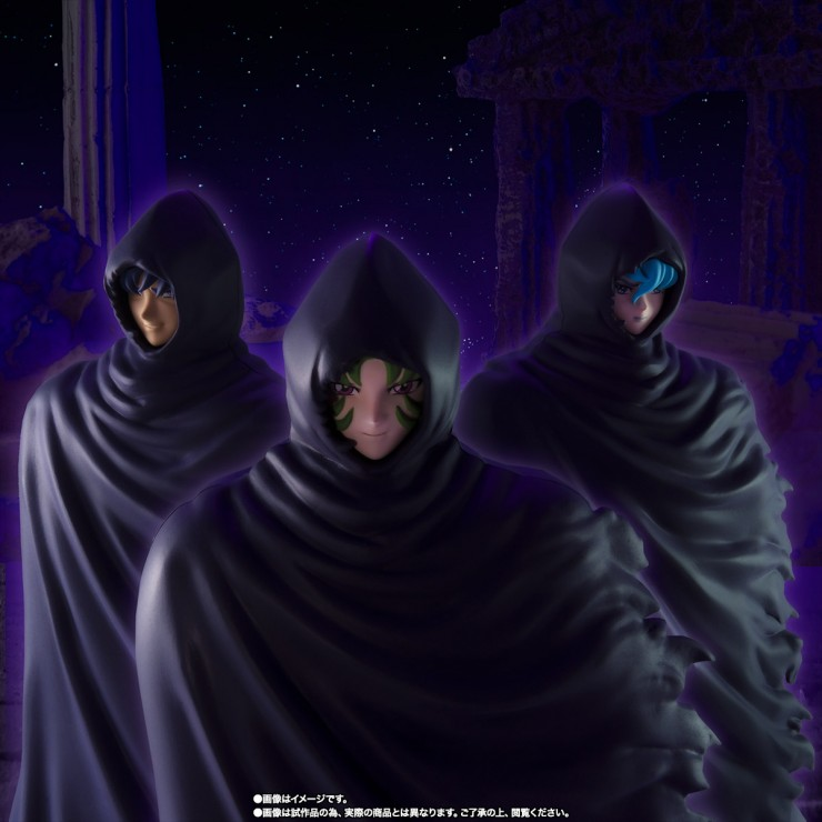 EX The Three Mysterious - Surplice (Bandai)