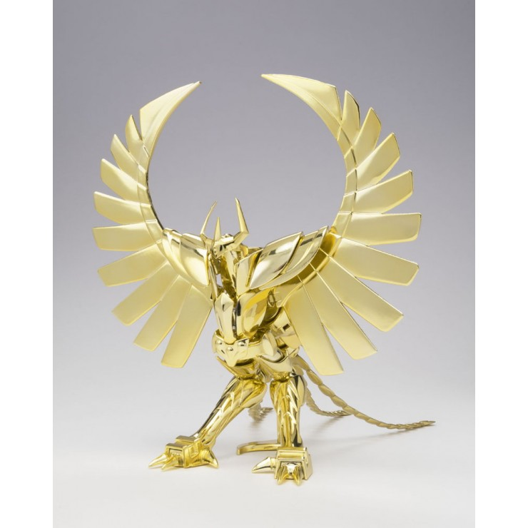 EX Pegasus Seiya V2 & EX Phoenix Ikki V2 - Golden Limited Edition (Bandai)
