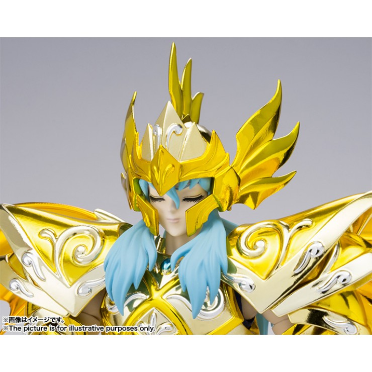 EX Pisces Aphrodite God Cloth (Bandai)