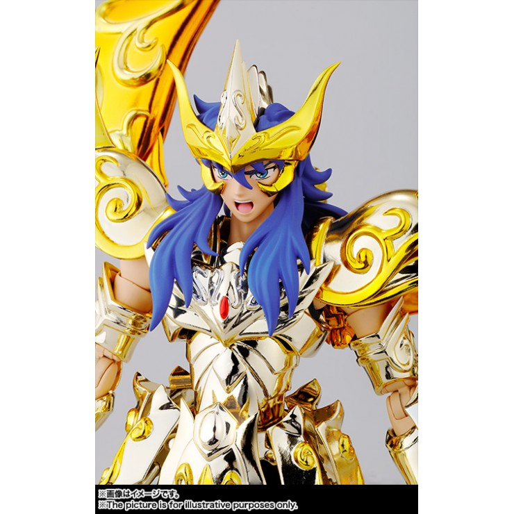 EX Scorpio Milo God Cloth (Bandai)