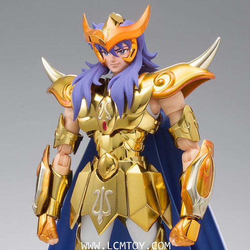 [Pre-Order] EX Scorpio Milo - Saintin Sho Color Edition (Bandai)