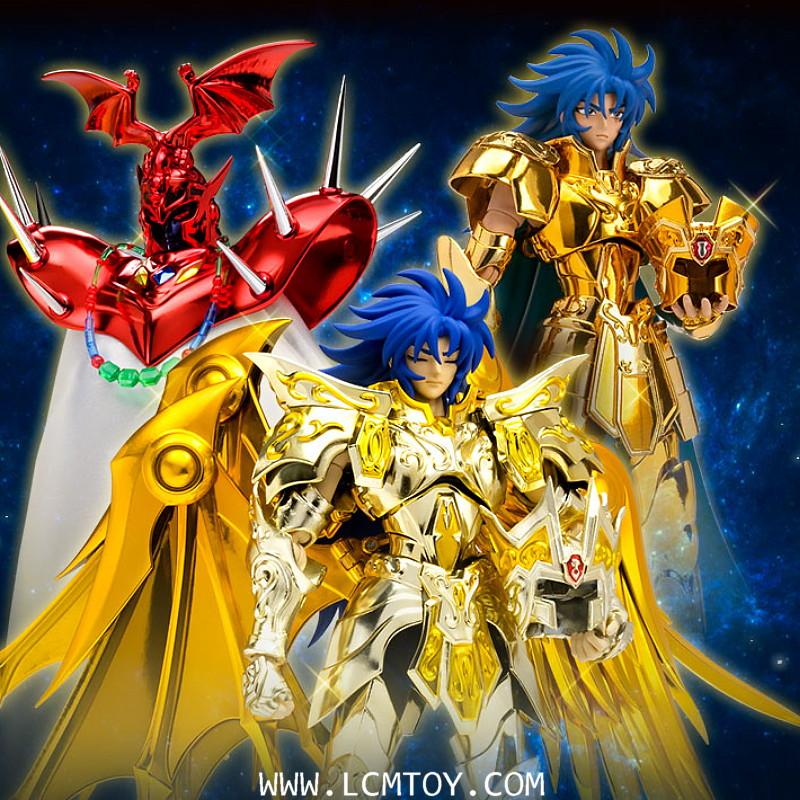 EX Gemini Saga Premium Set (Bandai)