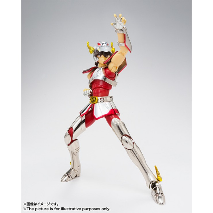 [Pre-Order] Pegasus Seiya V1 (First Bronze Cloth) - Revival Version (Bandai)