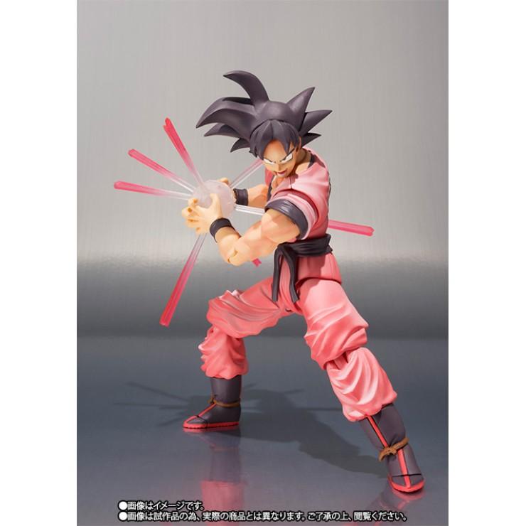 S.H.Figuarts Son Gokou - Kaiohken Ver (Bandai)