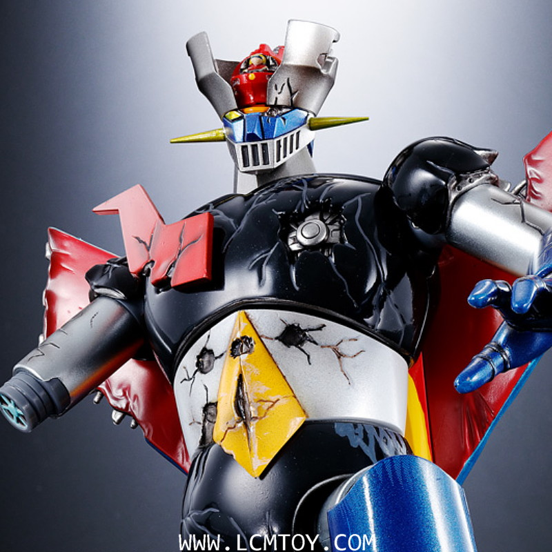 [Pre-Order] Soul of Chogokin GX-70D Mazinger Z D.C. Damaged Ver (Bandai)