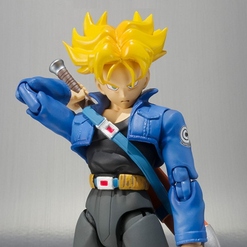 S.H.Figuarts Trunks (Dragon Art)