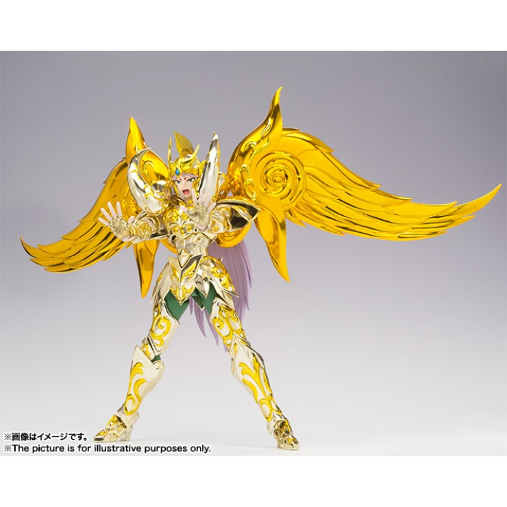 EX Aries Mu God Cloth (Bandai)