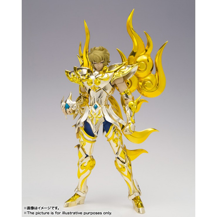 EX Leo Aiolia God Cloth (Bandai)
