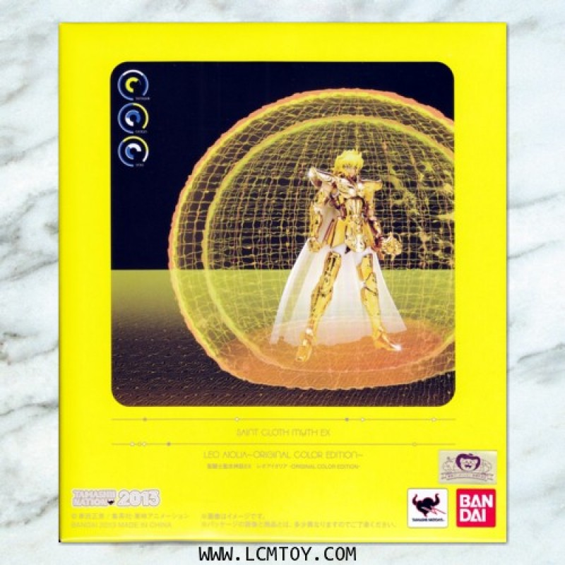 EX Leo Aiolia - Original Color Edition (Bandai)