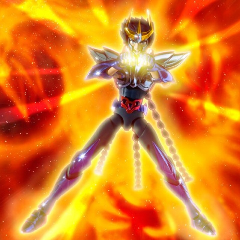 Bandai Saint Cloth Myth EX Phoenix Ikki V2 - New Bronze