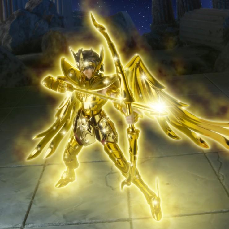 EX Sagittarius Aiolos (Bandai)