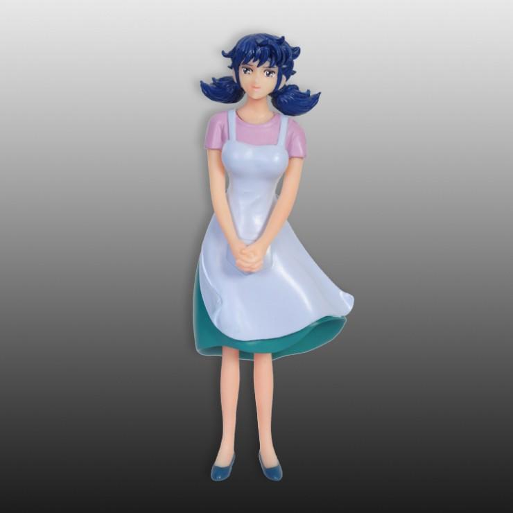 Miho - Pegasus Seiya's Girl Friend (Kakaxiliu)