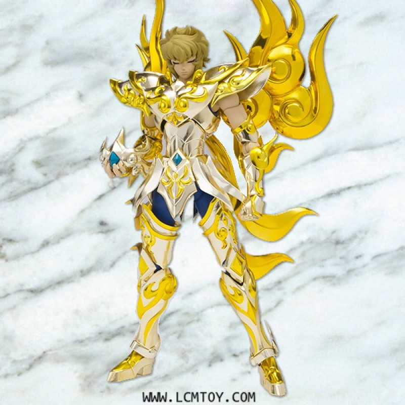 EX Leo Aiolia God Cloth (Metal Club)
