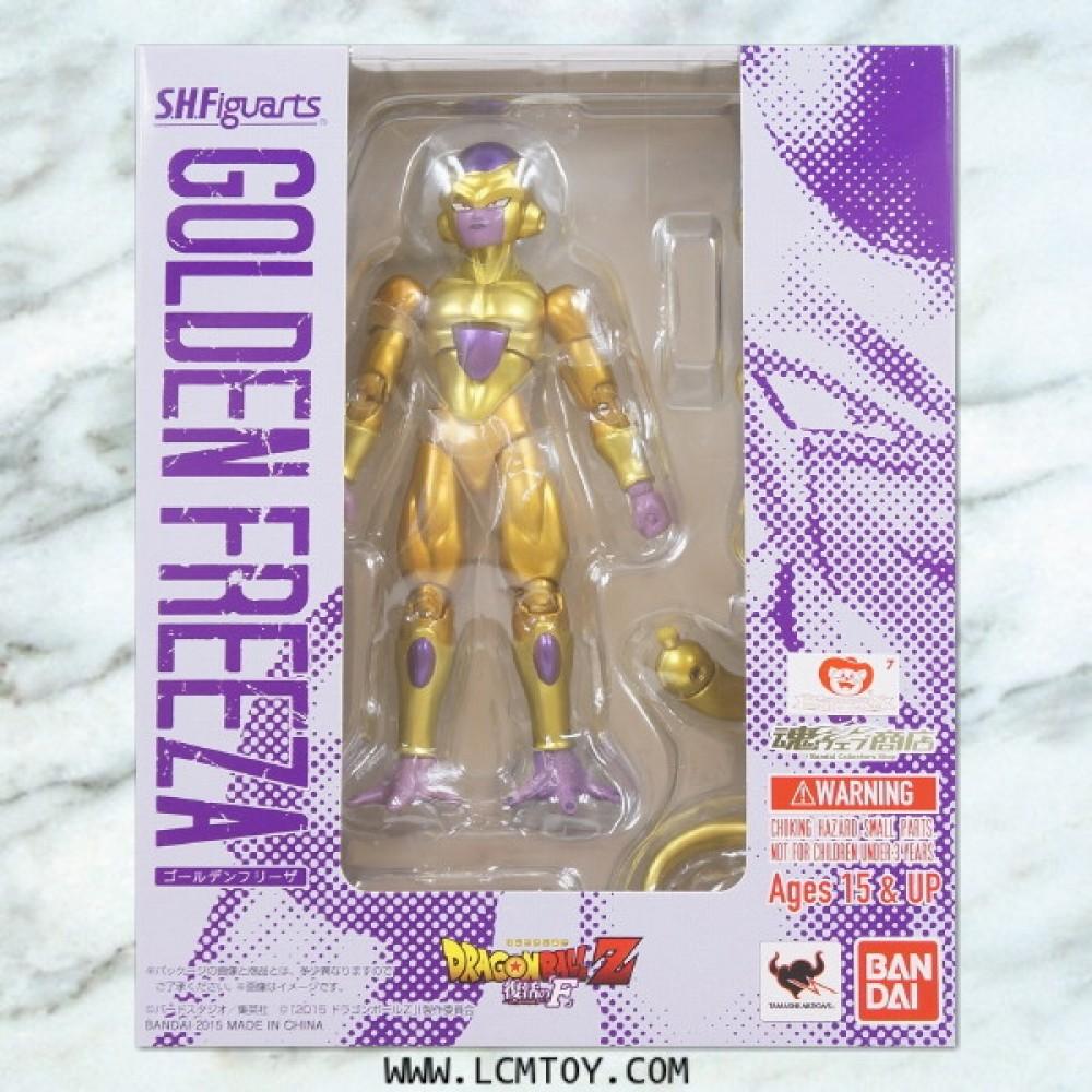 S.H.Figuarts Golden Freeza (Bandai)