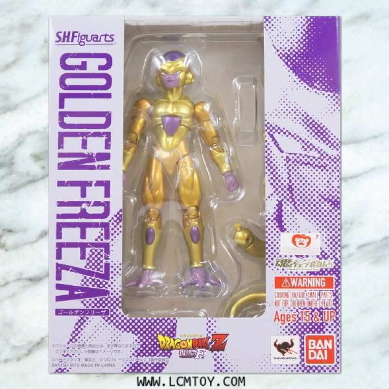 S.H.Figuarts Golden Freeza (Bandai)