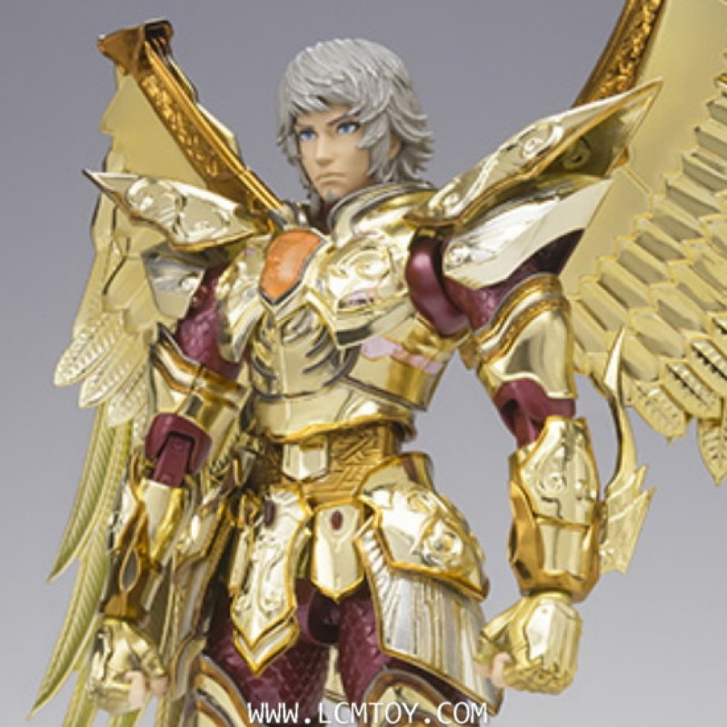 Sagittarius Aiolos - Legend of Sanctuary CG Movie Version (Bandai)
