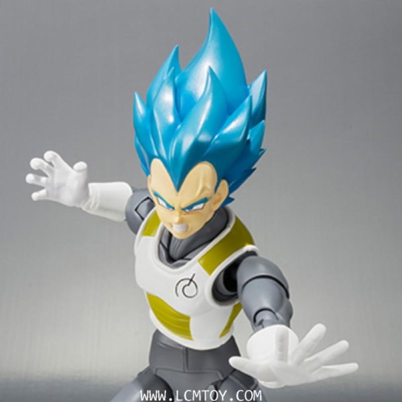 S.H.Figuarts Vegeta - Super Saiyan God SS (Bandai)