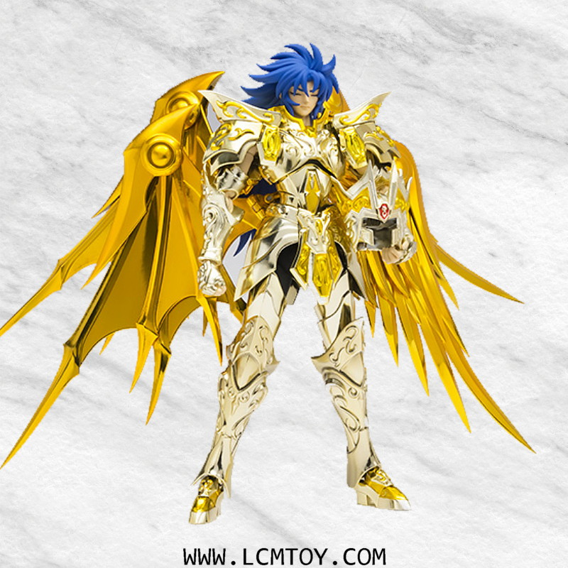 EX Gemini Saga God Cloth (Galaxy Nebula)